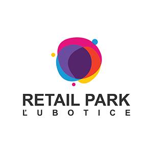 retail park lubotice logo